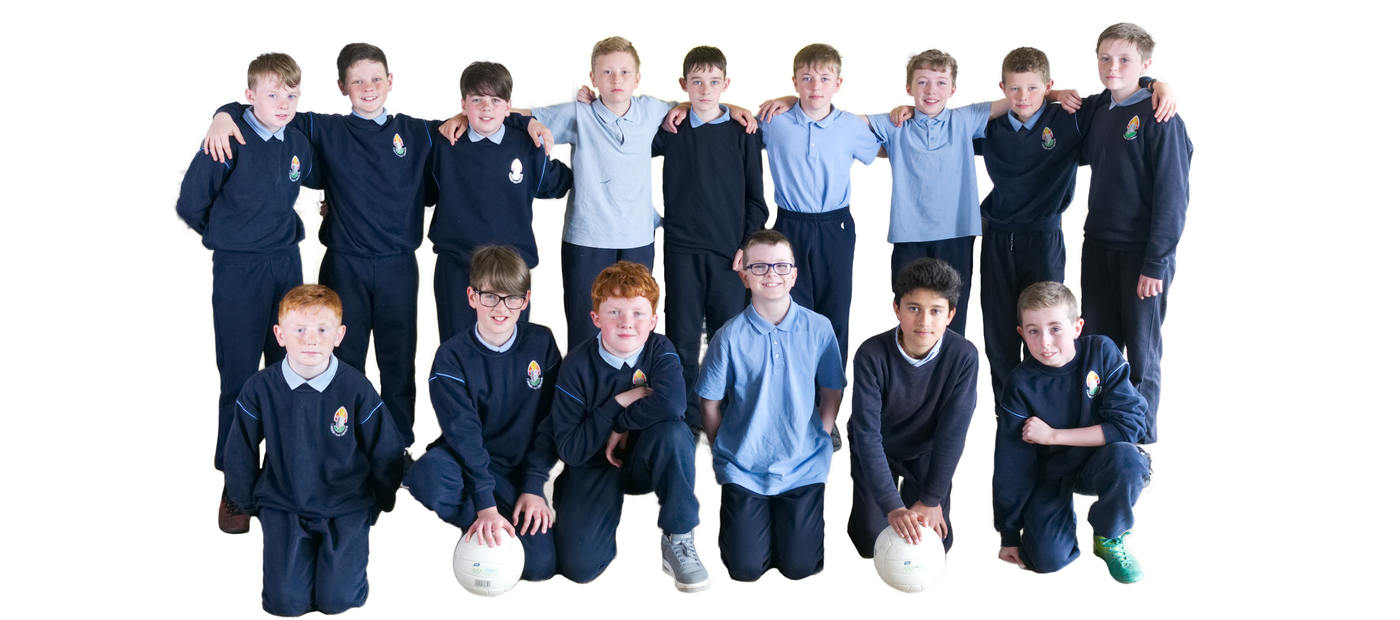 St Finians Primary school Football Team