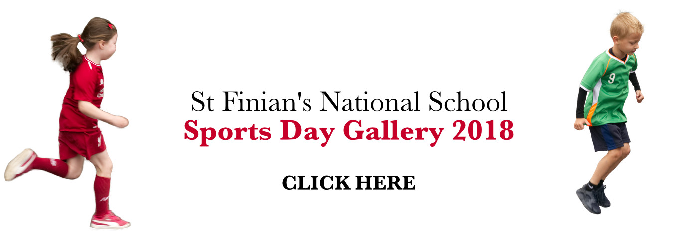 St Finians Sports day 2018