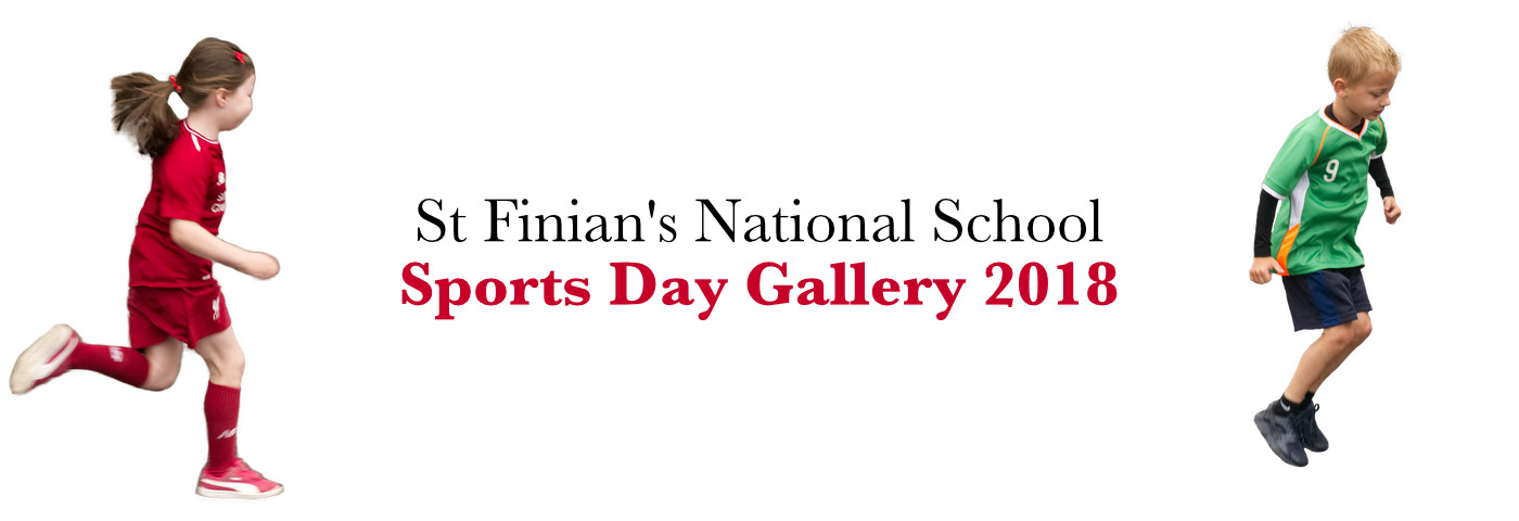 Sports day - St Finians National School