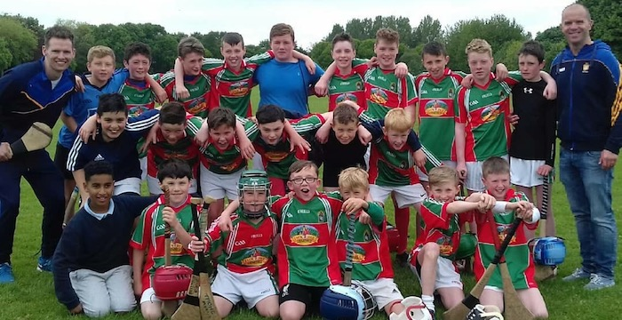 St Finians National School Hurling team